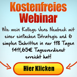 Ralf Schmitz Affiliate Webinar Blackbox Banner